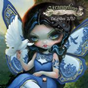 Jasmine Becket-Griffith 2020 Mini Calendar